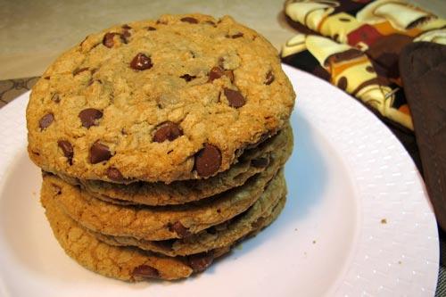 Milk Chocolate Chip Gourmet Cookie
