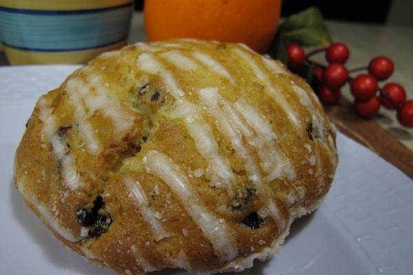 Orange Cranberry Muffin Top