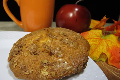 Apple Maple Muffin Top