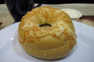 Asiago Cheese Bagel