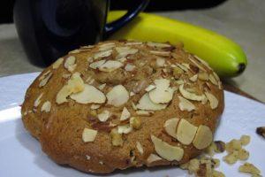 Banana Nut Muffin Top