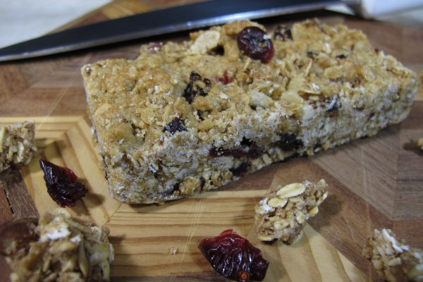 Granola Nut Bar