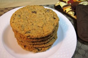 Oatmeal Raisin Gourmet Cookie