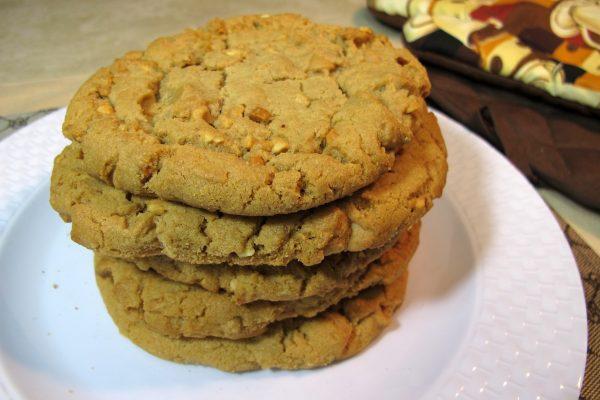 Peanut Butter Gourmet Cookie