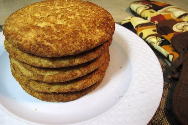 Snickerdoodle Gourmet Cookie