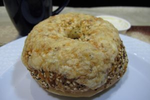Swiss Everything Bagel