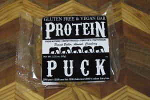 Peanut Butter Protein Puck