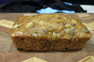Banana Sweet Potato Fres Bar