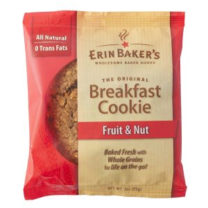 Fruit & Nut Breakfast Cookie