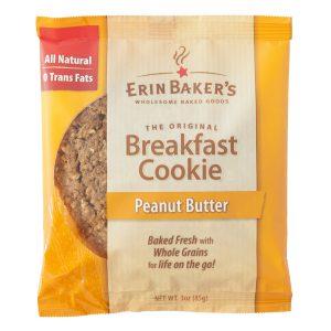 Peanut Butter Breakfast Cookie