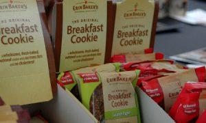 Erin Baker's Breakfast Cookies