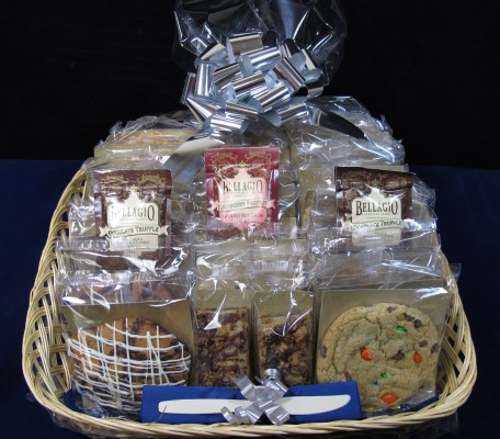 Large 40 Count Gift Basket