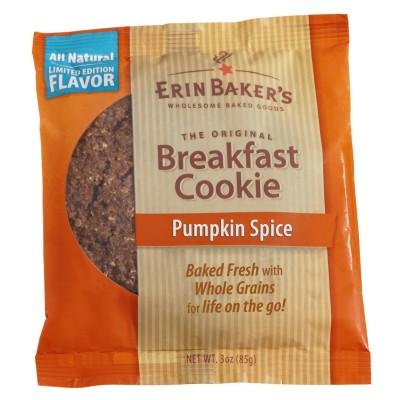Pumpkin Spice Breakfast Cookie