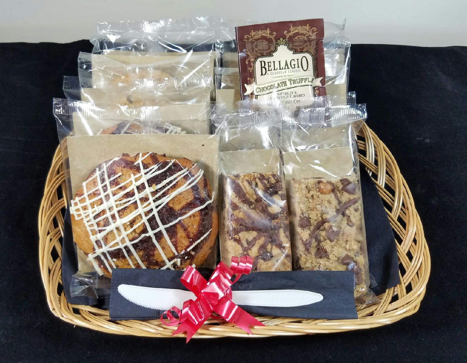 Gluten free gift basket seattles favorite chocolate lovers dream basket negle Images