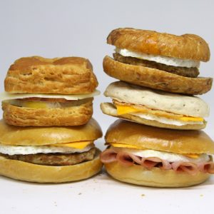 Breakfast Sandwiches (4-pack)